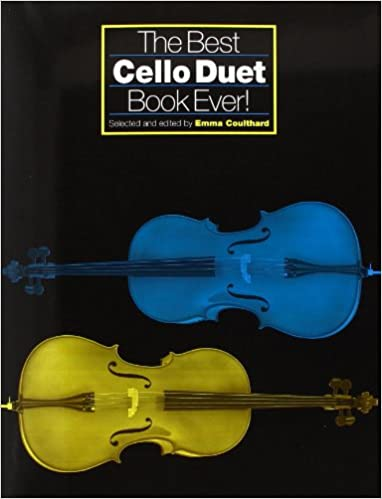 The Best Cello Duet Book Ever! Vlc