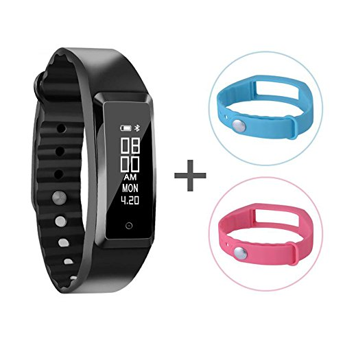 Beeasy Waterproof Bracelet Pedometer Wristband