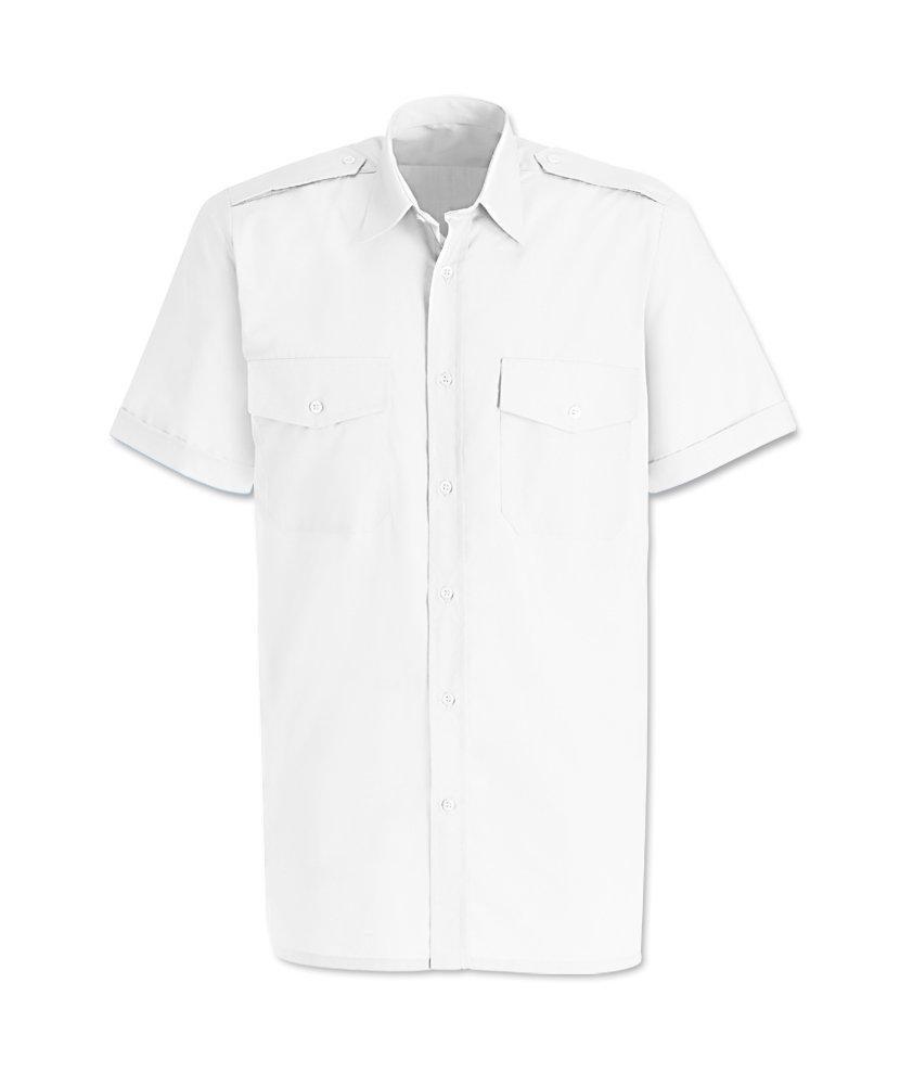 Alexandra stc-sg2wh-23 camisa de piloto para hombre, Plain, 65% poliéster/35% algodón, tamaño: 23, color blanco: Amazon.es: Industria, empresas y ciencia