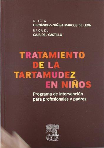 Tratamiento de la tartamudez en niños, 2 vols. (libro + cuaderno) A. Fernández-Zúñiga
