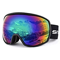 All Snowledge Ski Goggles satisfy FDA test standard and CE EN174. We especially clad an anti-fog layer on the surface of the inner lens of the ski goggles, so as to reduce fog and maintain glass cleanness. However, after repetitive using, the...