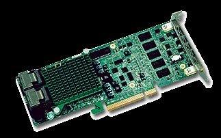 Supermicro SAS RAID Controller (AOC-SAS2LP-H8IR) from Supermicro