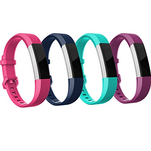 Fitbit Alta HR Bands-Fitbit Alta-Bands-Pack of 3 Colors,RedTaro Adjustable Replacement Accessory Bands/Straps/Bracelets for Fitbit Alta HR/Fitbit Alta for Women/Men(no Fitbit Fitness Trackers)