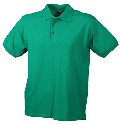 Klassisches Hochwertiges Polohemd (S - 3XL) M,irish-green