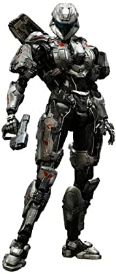 Square-Enix Halo 4 Sarah Palmer Spartan Play Arts Kai Action Figure