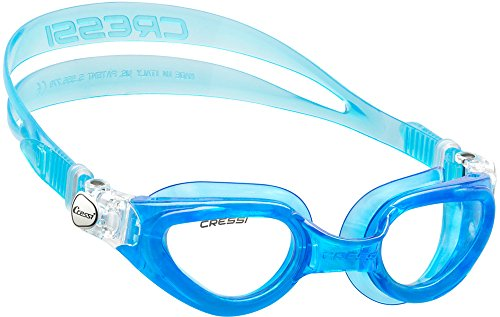 Cressi Right - Gafas de natación para adulto, color azul 12.91€