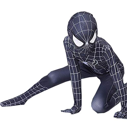 (Harry Shops Halloween The Amazing Spider-Man Kids Cosplay)