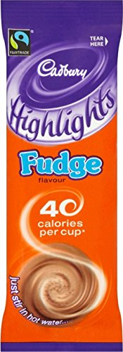 Cadbury Highlights Fudge Fairtrade (11g) - Pack of 6