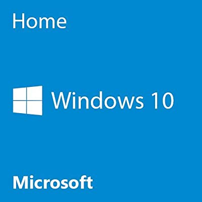 Microsoft Windows 10 Home 32 Bit System Builder OEM | PC Disc