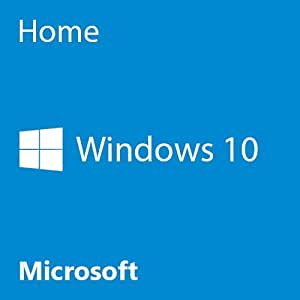 Microsoft Windows 10 Home 64-bit, License, 1 License, OEM