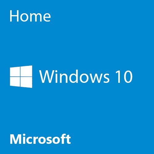 Microsoft Windows 10 Home 64 Bit System Builder OEM | PC - Windows