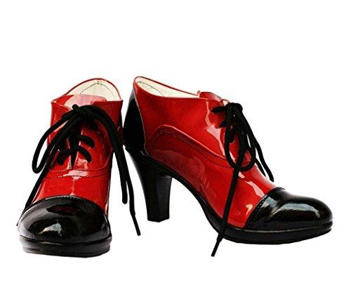 Bromeo Black Butler Kuroshitsuji Grell Sutcliff Cosplay Chaussure
