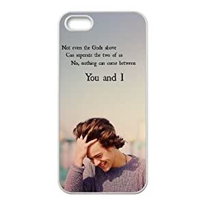 Harry Styles Classic Personalized Phone Case for Iphone 5,5S,custom cover case ygtg-324377
