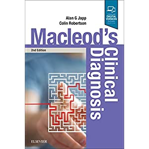 Macleod's Clinical Diagnosis, 2e Paperback – 31 Jan. 2018