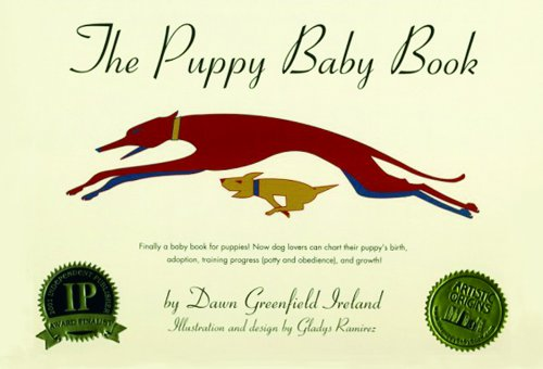 The Puppy Baby Book