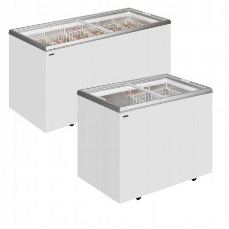 Derby EK Serie ST Tapa de cristal nevera congelador Frozen ...
