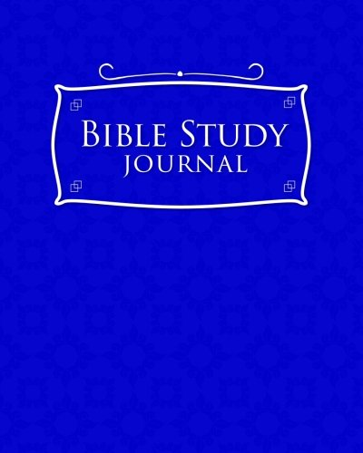 Download Bible Study Journal: Bible Journaling Book For Kids, Bible Study Planner, Bible Reading Plan Journal, Daily Bible Study Devotional, Blue Cover (Volume 26) pdf