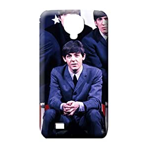 samsung galaxy s4 Super Strong cell phone shells For phone Cases Eco Package Funny In 1965 The Beatles Concert Tour The United States Canada