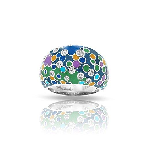 Belle Etoile: Artiste Blue Ring