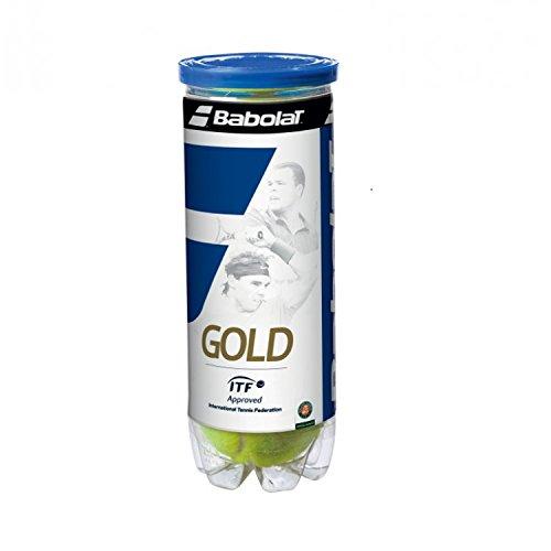 Babolat Gold High Altitude Tennis Ball, (1 CASE)