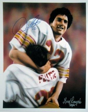 1626eb246 Image Unavailable. Image not available for. Color  Autographed Doug Flutie  ...