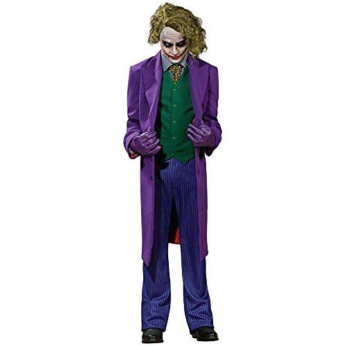 Dark Knight Joker Costume Grand Heritage (Warner Bros. Men's Dark Knight Joker Grand Heritage Costume)