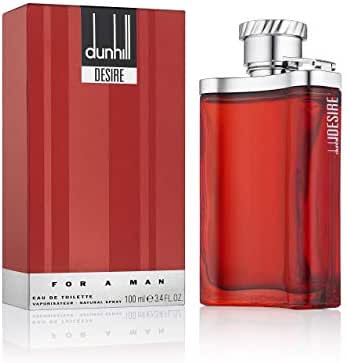 Desire By Alfred Dunhill For Men. Eau De Toilette Spray 3.4 Ounces