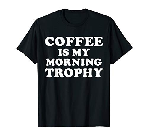Coffee Morning Trophy Gift -