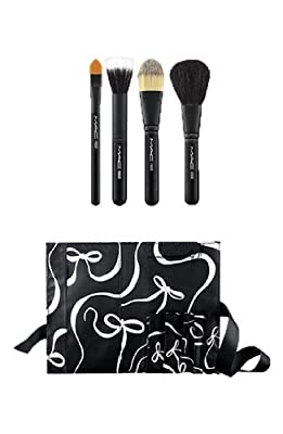 MAC Face Brush Kit by Rebecca Moses includes: 129SE, 188SE, 190SE, 195SE