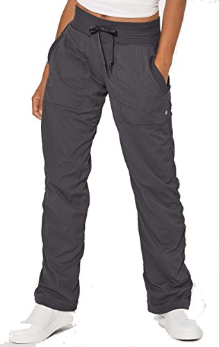 io Pant Unlined Regular (Dark Carbon, 4) ()