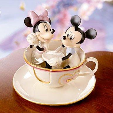 Lenox Mickey's Teacup Twirl, 7in ()