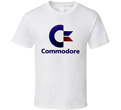 Commodore Computer Systems T Shirt - S to XXL