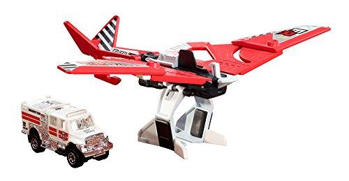 Matchbox Elite Rescue Glider Vehicle