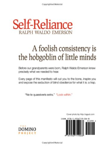 Self-Reliance by The Domino Project
