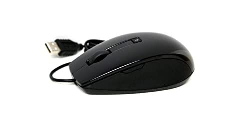 60f6a1f1a5a Image Unavailable. Image not available for. Color: Dell Genuine Premium 6-Button  USB Laser Scroll Mouse J660D