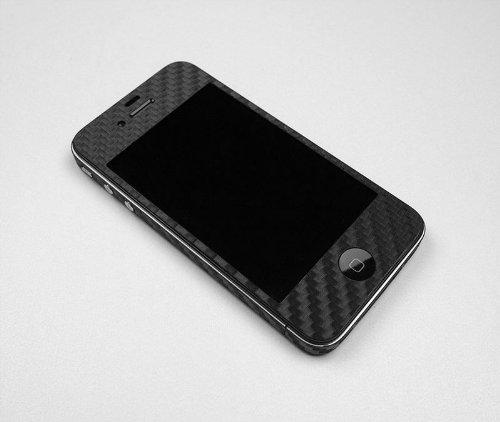 super popular 87878 f546c Amazon.com: For Apple iPhone 4 4S Model A1332, A1349, A1387 Black ...