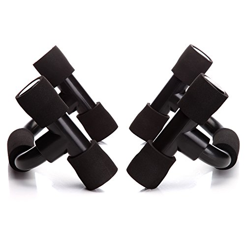 Readaeer Push up Pushup Bars Stands Handles Set for Men and Women Workout