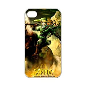 iPhone 6 4.7 Funny The Legend of Zelda : Ocarina of Time Game Case for iPhone 6 4.7 100% TPU (Laser Technology)