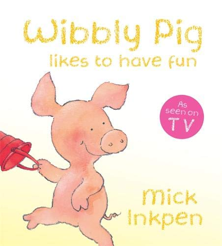 Read Online Wibbly Pig Is Happy PDF