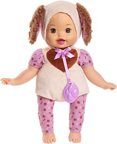 (Little Mommy Dress Up Cuties Dreamtime Lamb Doll)