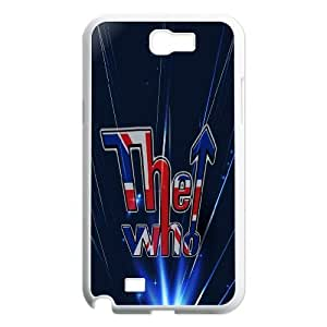 JamesBagg Phone case The Who Music Band For Samsung Galaxy Note 2 Case FHYY536706