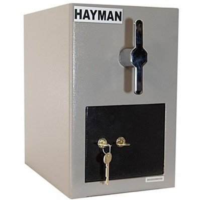 Hayman CV-H13-K Top Loading Rotary Depository Safe