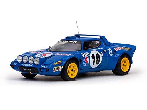 1/18 ランチア ストラトス HF Rally 1978年モンテカルロラリー M.Mouton/F.Conconi #10 4529