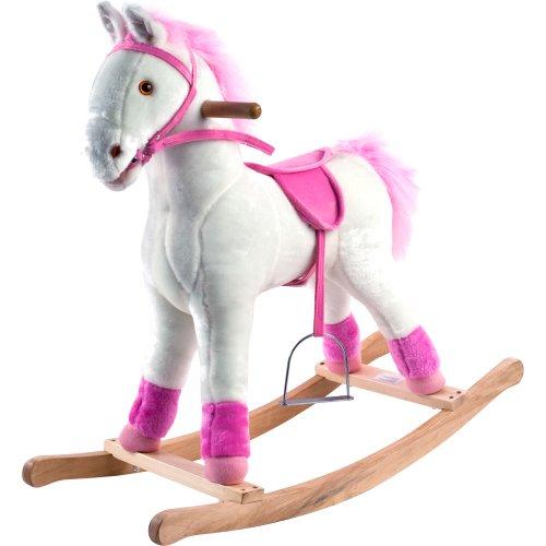 (Happy Trails Plush Rocking Patricia Pony)