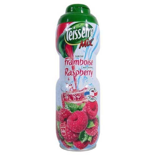 Raspberry (Framboise) Teisseire all natural Raspberry Syrup 600 ml 20.3oz, Raspberry (Framboise Raspberry Beer)