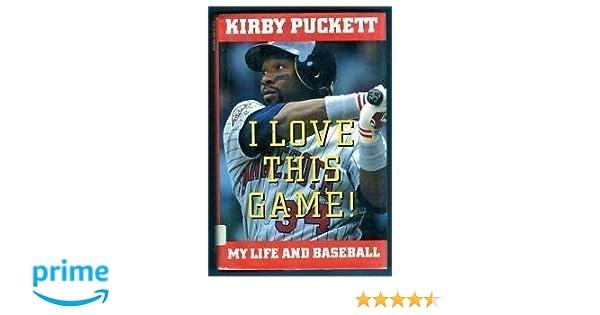 Amazon I Love This Game My Life And Baseball 9780060177102