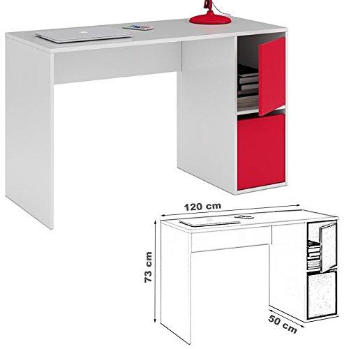 Habitmobel–Scrivania, 73x 120x 50cm Habitmobel-Scrivania