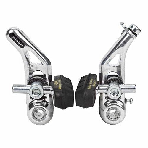 Shimano BR-CT91 Altus Cantilever Brakes; Front, Silver by Shimano