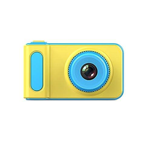 Hengzi 2.4HD-Bildschirm Digitale 3MP-Kamera und Game 2-in-1-Camcorder für Kinder (Blau)