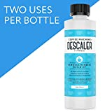 Cleaning and Descaler Kit - 2 Uses Per Bottle Plus